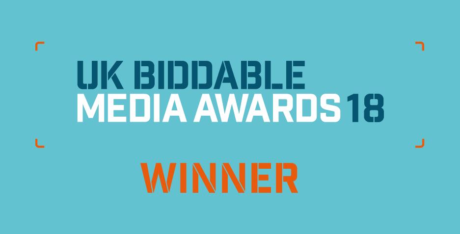 UK Biddable Media Awards 2018