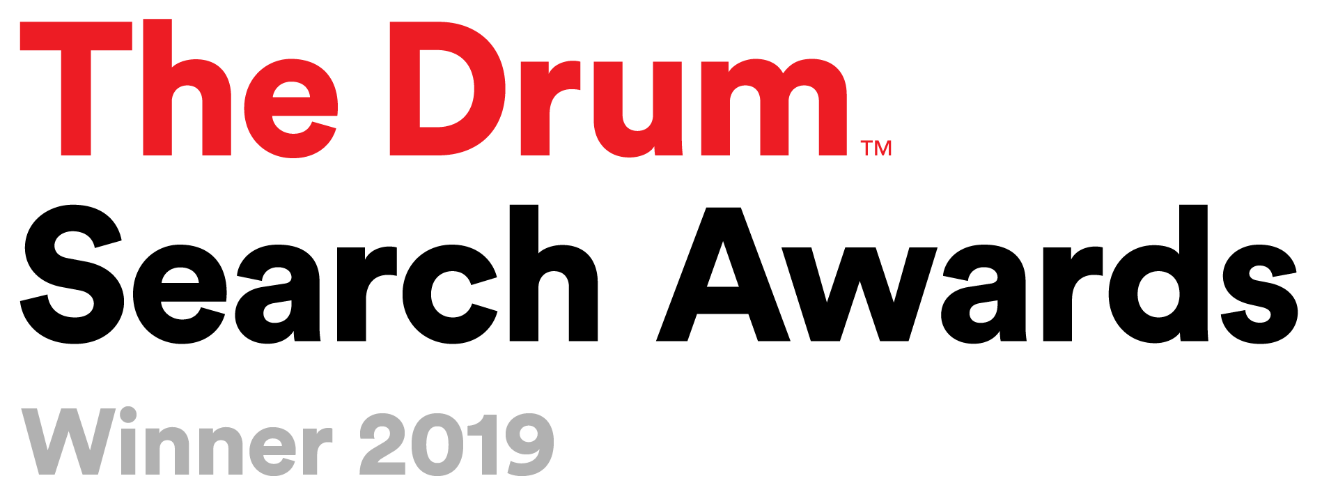 The Drum Search Awards UK 2019